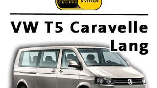 9 sitzer mit langem Radstand *VW T5 Caravelle*