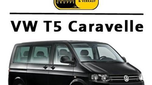Kleinbus VW T5 Caravelle Classic 9-sitzer
