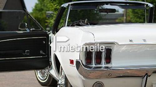 MUSTANG CABRIO V8 Oldtimer Bj. 1968, TOP ZUSTAND
