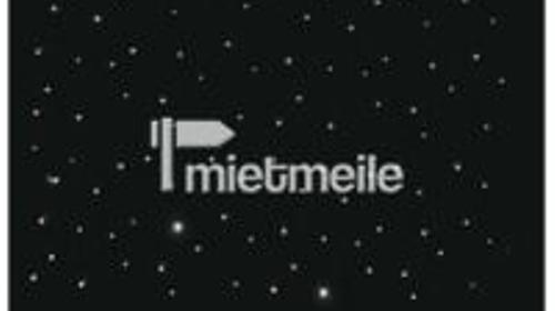 LED Sternentuch 6 x 3m, mieten