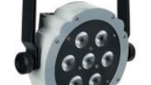 Floorspot LED  Compact Par 7 Tri