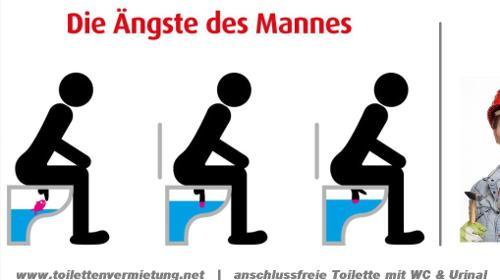 Toilettenvermietung für Ihre Veranstaltung, die PARTY-Toilette