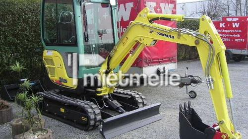 Minibagger SV 20  2.5 T Klasse