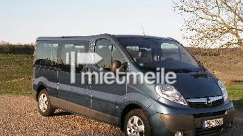 Kleinbus, 9 Sitze, Klima, AHK bis 2.000 kg