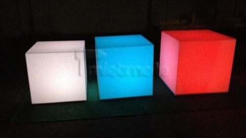 Leucht - Kubus, Leucht - Würfel, Leuchtwürfel