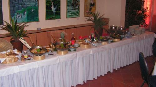 Mietkoch / Cateringservice / Canapes / Fingerfood