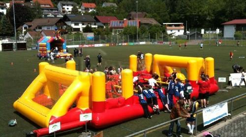 Human Soccer | Menschenkicker XXL Aktionspreis!