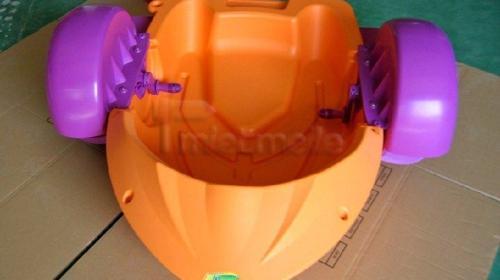 Aqua-Paddler / Paddelboote / Pool mit Paddlern