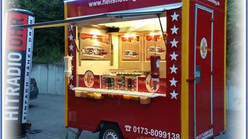 Hells Hot-Dog - Original American Snack To Go