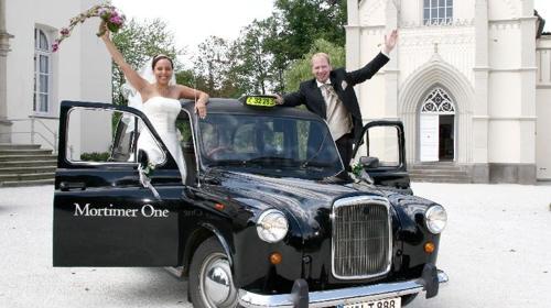 Mortimer - Das kultige London-Taxi aus Köln