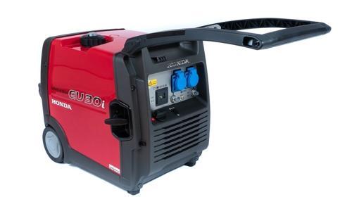 Stromerzeuger Honda EU30i Inverter Stromgenerator Stromaggregat
