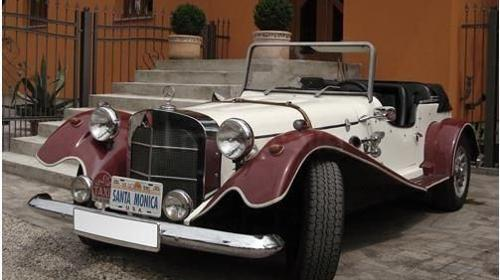 Mercedes Benz Roadster Replica 1939