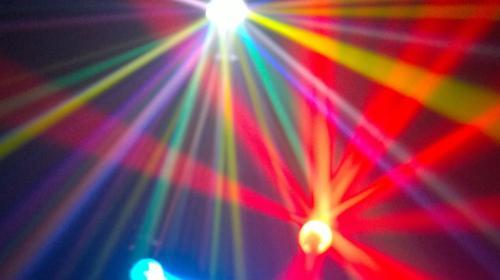 Partybeleuchtung - Lightshow mieten