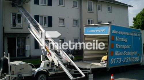 Möbel-Schräg-Lift bis 8. Etage 400Kg und Bediener