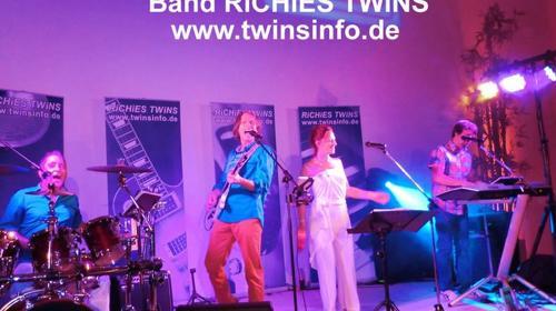 RiCHiES TWiNS Hochzeitsband Partyband Liveband