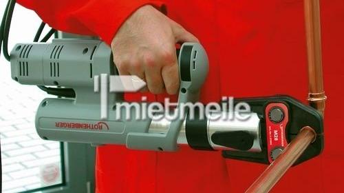 Fittingpresszange / Fitting - Presszange / Presse