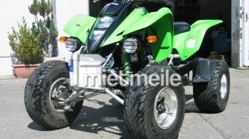 Kawasaki KFX 400 Schaltgetriebe