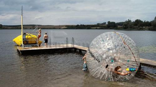 Zorbing, Zorb, Zorbball, Funsport