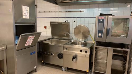 Gewerbeküche  (Kitchen4Rent)