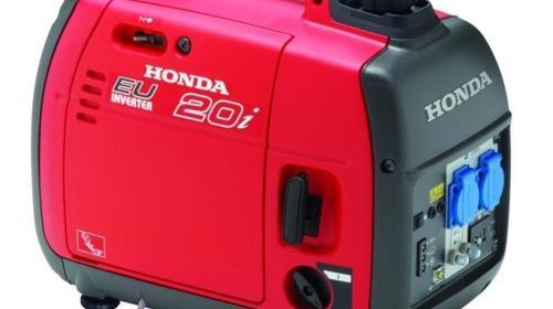 Stromaggregat-Stromerzeuger-Inverter-Stromgenerator-Honda-EU20i