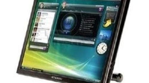 19 Zoll Touch Screen Monitor Touchscreen mieten