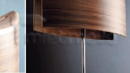 Tischleuchte Lampe Leuchten Leuchte aus Holz