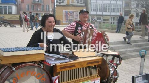 Die schräge Stimmungsband aus Berlin         (DUO)