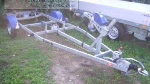 Bootstrailer 1000kg mieten