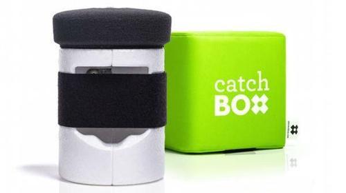 Catchbox pro - Wurfmikrofon