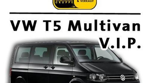 7 sitzer *VW T5 Multivan Highline VIP*