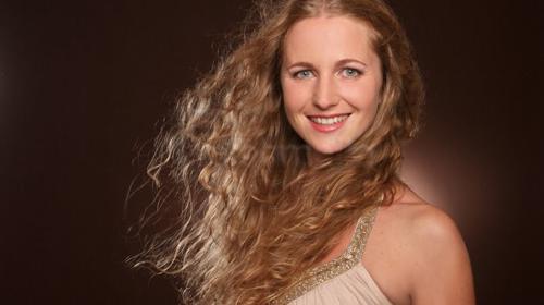 Sängerin Franziska Wetzler