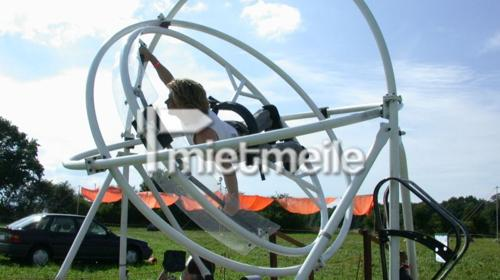 Astrotrainer - Aerotrimm - Röhrenrad mieten