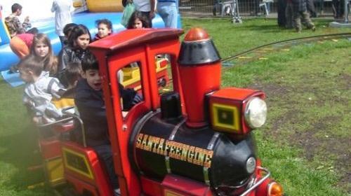 "Kindereisenbahn ""Orient Express"""