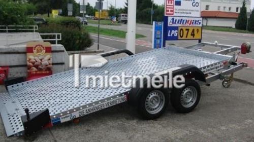 Autotransporter - XL Anhänger 2,6t, mit Bremse