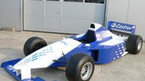 Rennsimulator Formel 1 inkl. Betreuung und Haftpflichtversicherung