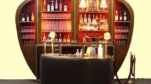 Nostalgische Bar/ Event/ Party/ Lounge / Ambiente