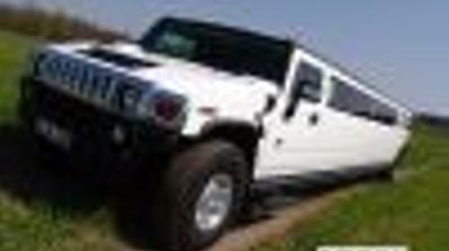 Hummer H2 Luxus - Strechlimousine