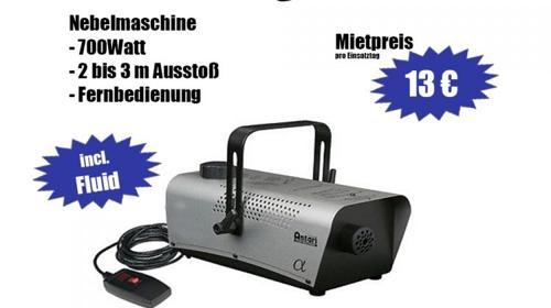 Nebelmaschine, Nebeleffekte,  Nebel, Smoke