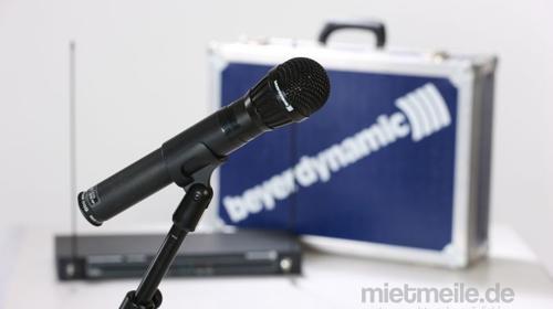 Funk Mikrofon, Mikrofon, Mikro