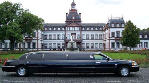 Stretchlimousine/Lincoln/Stretchlimo/Limousine