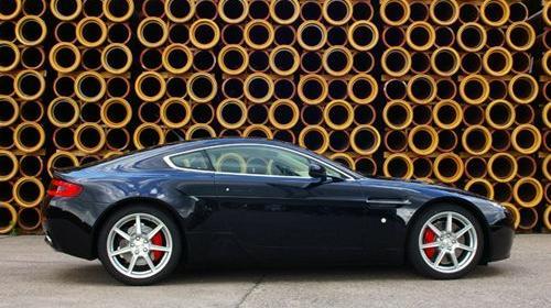 Aston Martin V8, Aston Martin, V8, Vantage, Sportwagen