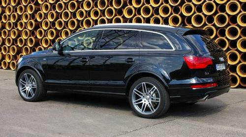 Audi Q7 S-Line, Audi, Q7, S-Line, Sportwagen
