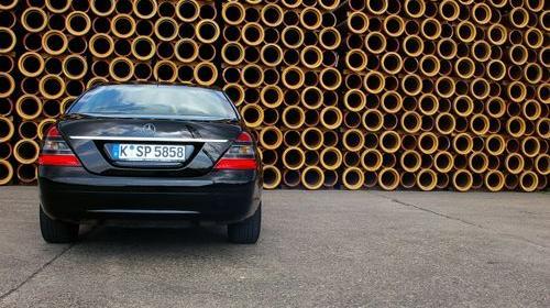 Mercedes Benz S500, Mercedes, S500, Limousine