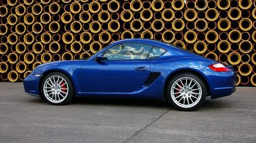 Porsche Cayman S, Porsche, Cayman, Sportwagen