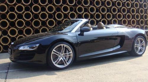 Audi R8 Spyder R-tronic, Audi, R8, Spyder, Sportwagen, Cabrio