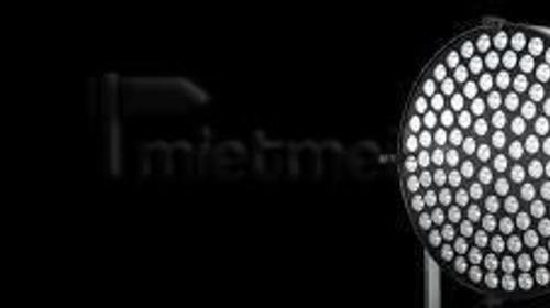 MLS M10 LED Scheinwerfer Strahler Tageslicht