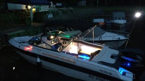Boot mieten an der Mosel in Güls bei Koblenz