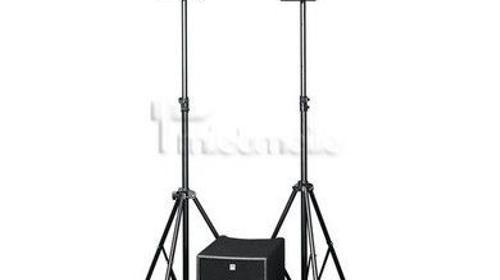 DJ - Anlage, Lautsprecher PA System Komplettset
