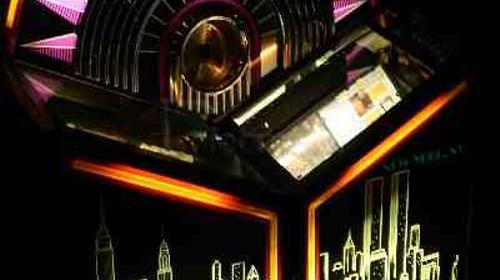 Jukebox,Wurlitzer,New York,mieten in Frankfurt,Ma
