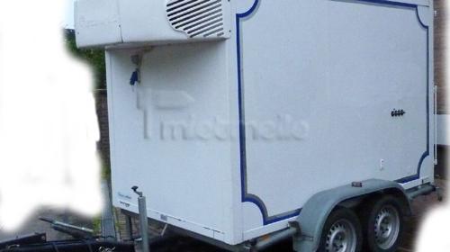 Ausschankanhänger/Großer Kühlkoffer/Kühlanhänger
